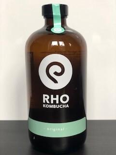 Wie schmeckt RHO Kombucha Original?