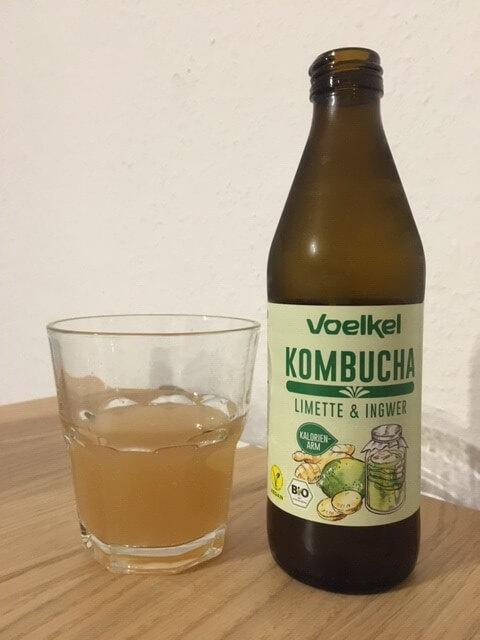Wie schmeckt Voelkel Kombucha
