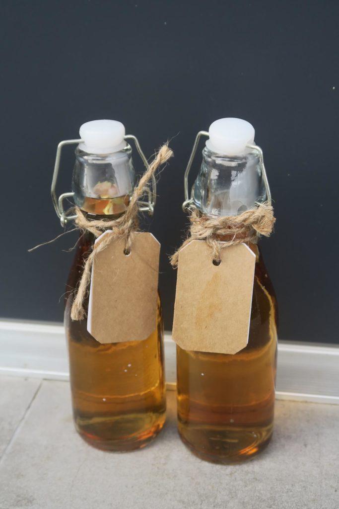 Kombucha in Flaschen